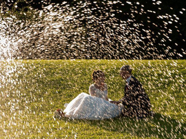 Il matrimonio di Davide e Caterina a Canzo, Como 72