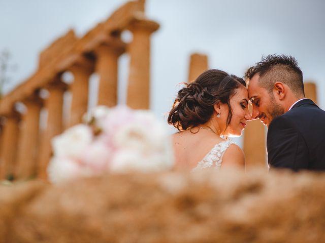Le nozze di Luca e Marisa