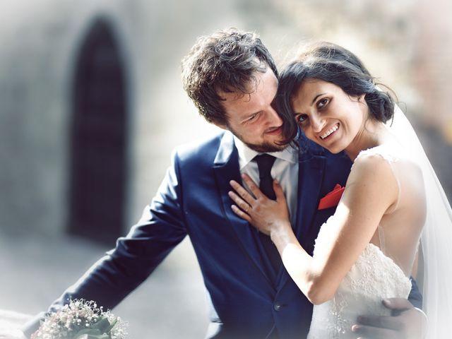 Le nozze di Marco e Roberta