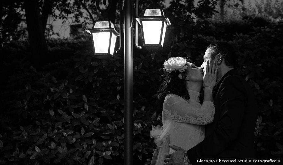 Il matrimonio di Marco e Susanna a Montespertoli, Firenze