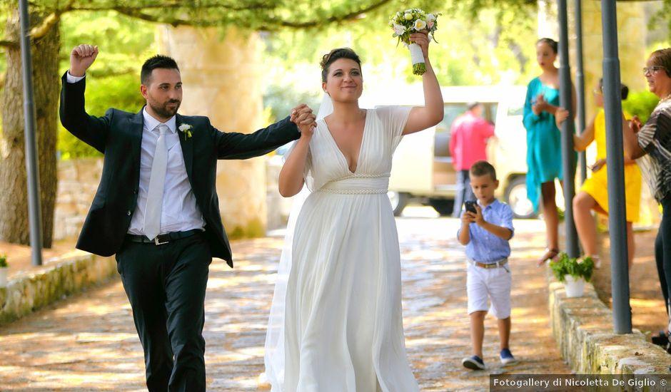 Il matrimonio di nicola e grazia a Bitritto, Bari