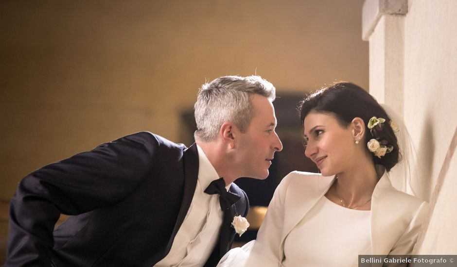 Il matrimonio di Valerio e Serena a Montale, Pistoia