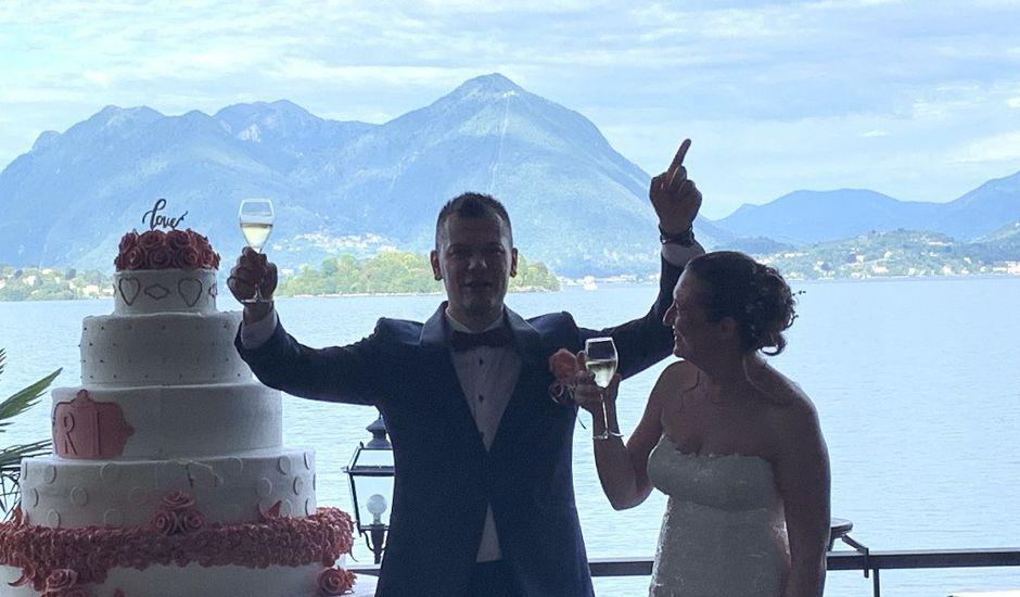 Il matrimonio di Iuri e Roberta a Suno, Novara