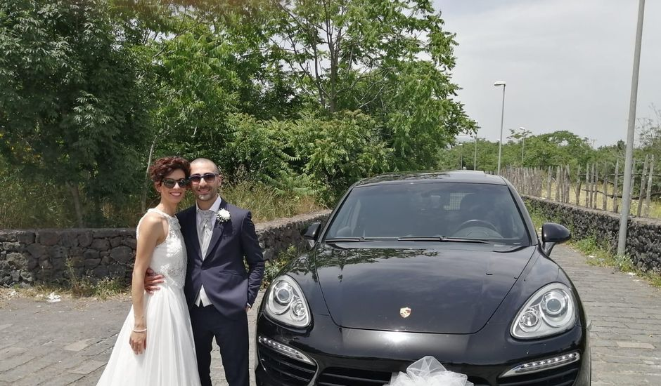 Il matrimonio di Emanuele  e Ausilia a Giarre, Catania
