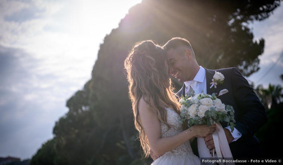 Il matrimonio di Daniele e Valentina a Celle Ligure, Savona