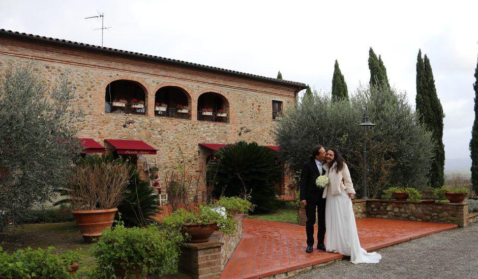 Il matrimonio di Francesca e Fabio a Casciana Terme, Pisa