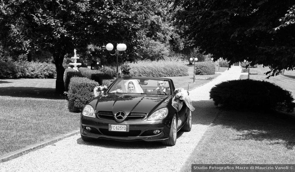 Il matrimonio di Davide e Caterina a Canzo, Como