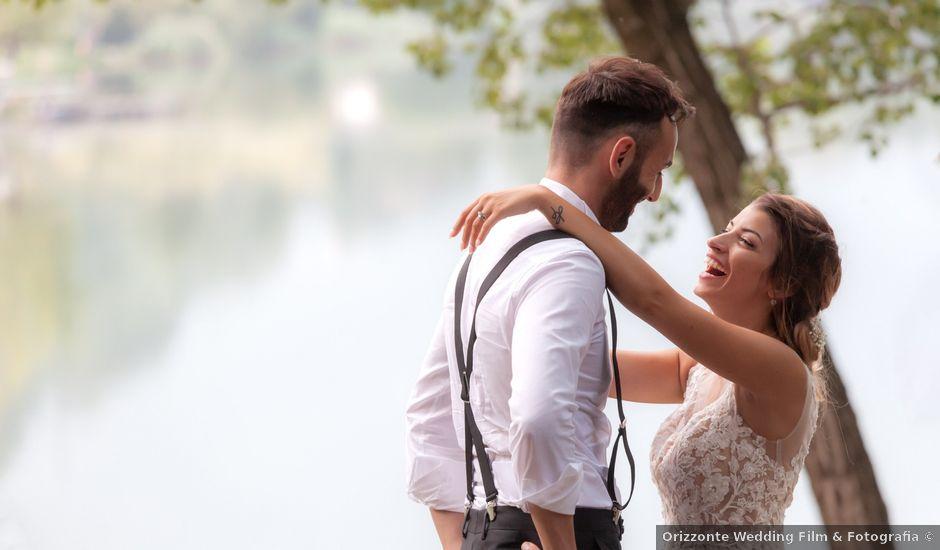 Il matrimonio di Luca e Francesca a Ponteranica, Bergamo