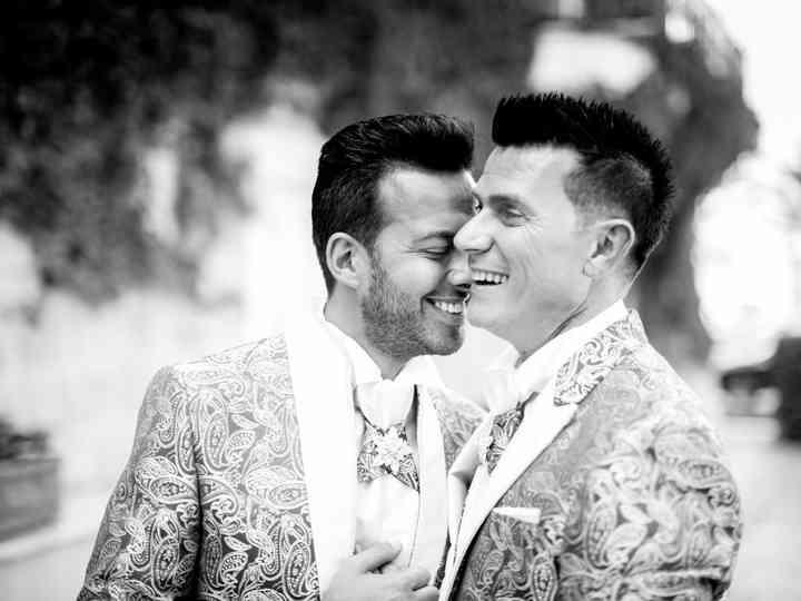 Le nozze di Gianvito e Piero