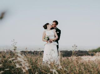 Le nozze di Maria Chiara e Giovanni
