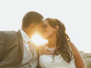 Le nozze di Simona e Marvin