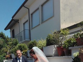 Le nozze di Irene  e Federico 1