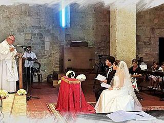 Le nozze di Irene  e Federico 3