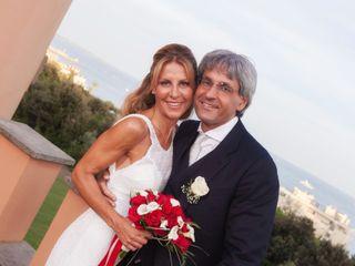 Le nozze di Mirta e Stefano