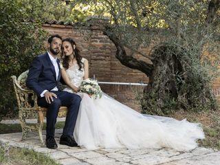 Le nozze di Arianna e Alex