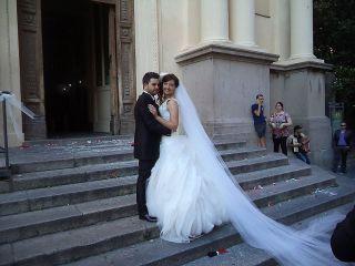 Le nozze di Roberto e Vania