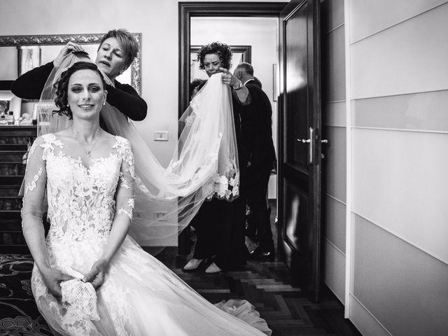 Il matrimonio di Giacomo e Sara a Poggio a Caiano, Prato 6
