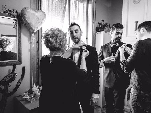 Il matrimonio di Giacomo e Sara a Poggio a Caiano, Prato 9