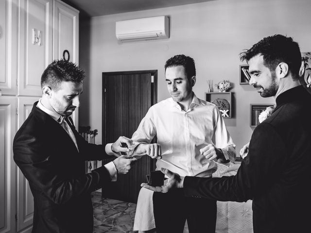 Il matrimonio di Giacomo e Sara a Poggio a Caiano, Prato 10