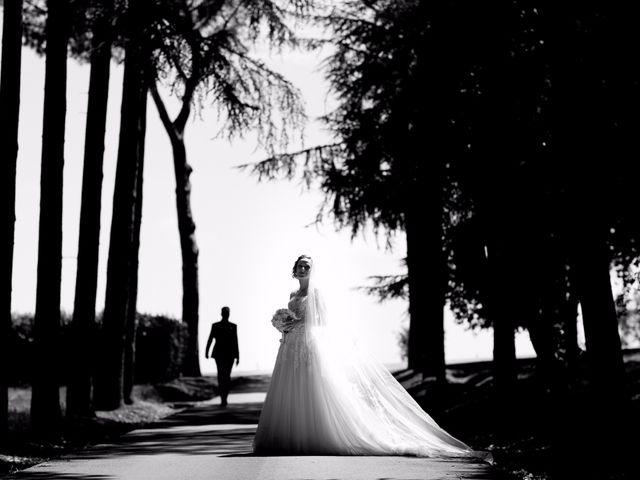 Il matrimonio di Giacomo e Sara a Poggio a Caiano, Prato 15