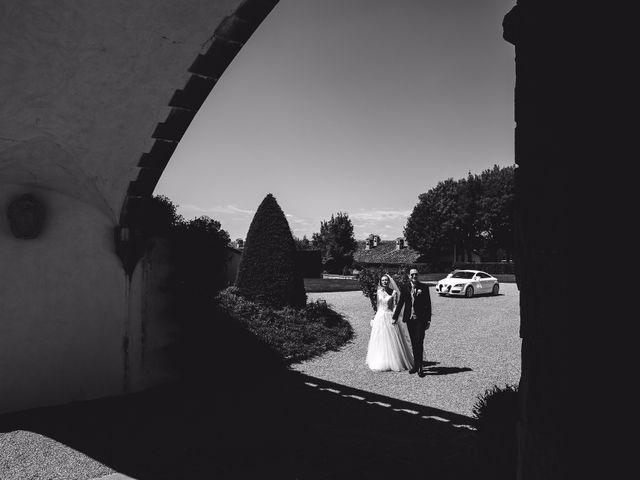 Il matrimonio di Giacomo e Sara a Poggio a Caiano, Prato 17