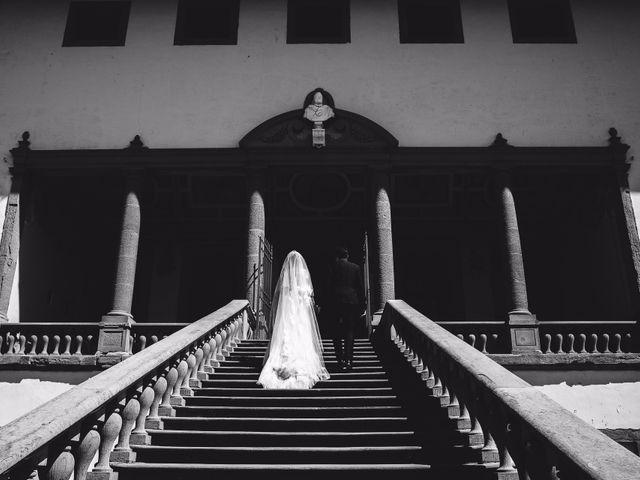 Il matrimonio di Giacomo e Sara a Poggio a Caiano, Prato 18