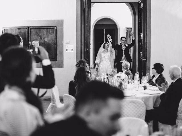 Il matrimonio di Giacomo e Sara a Poggio a Caiano, Prato 19