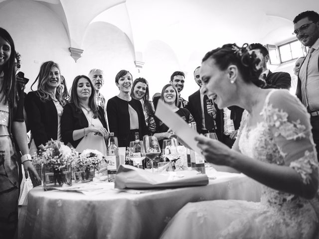 Il matrimonio di Giacomo e Sara a Poggio a Caiano, Prato 21