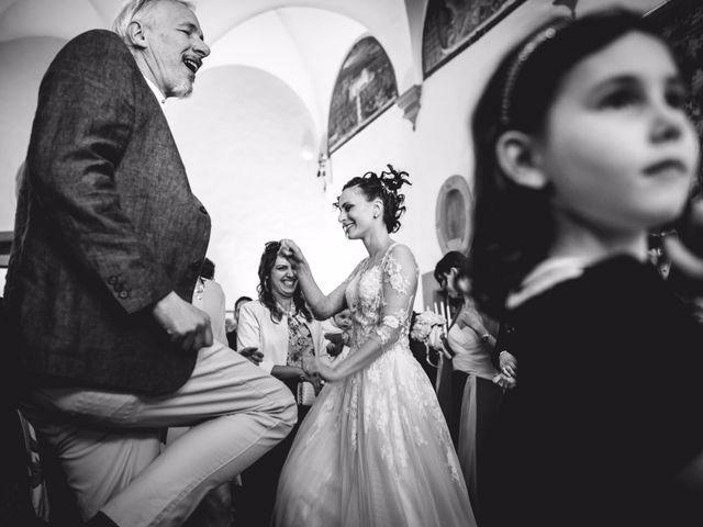 Il matrimonio di Giacomo e Sara a Poggio a Caiano, Prato 22