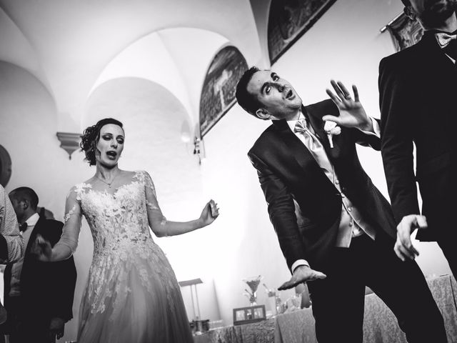 Il matrimonio di Giacomo e Sara a Poggio a Caiano, Prato 27