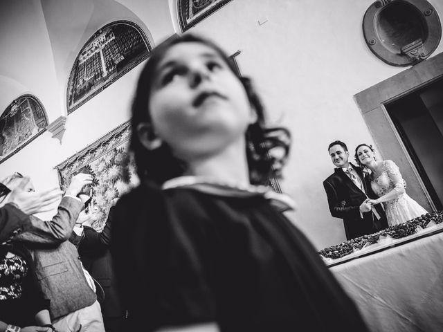 Il matrimonio di Giacomo e Sara a Poggio a Caiano, Prato 28
