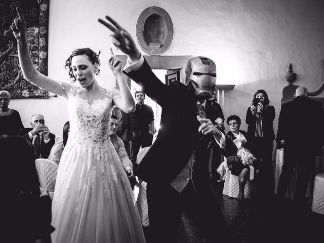 Il matrimonio di Giacomo e Sara a Poggio a Caiano, Prato 30