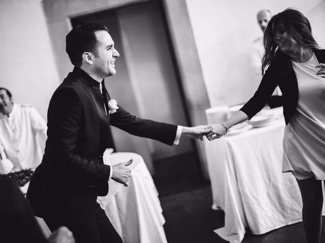 Il matrimonio di Giacomo e Sara a Poggio a Caiano, Prato 32