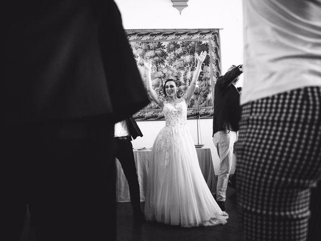 Il matrimonio di Giacomo e Sara a Poggio a Caiano, Prato 36