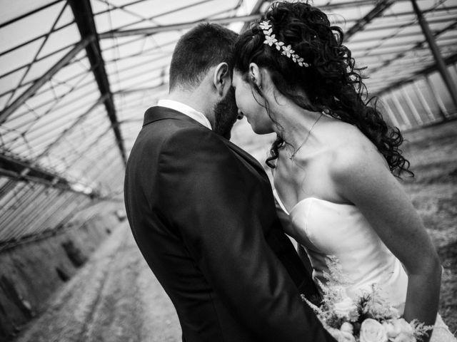 le nozze di Stefania e Emilio
