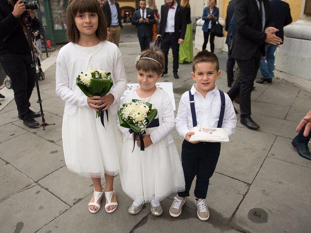 Il matrimonio di Federico e Marta a Orzinuovi, Brescia 28