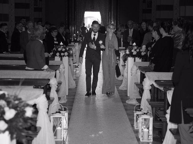 Il matrimonio di Federico e Marta a Orzinuovi, Brescia 29