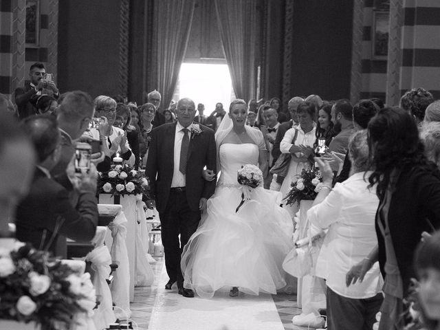 Il matrimonio di Federico e Marta a Orzinuovi, Brescia 33