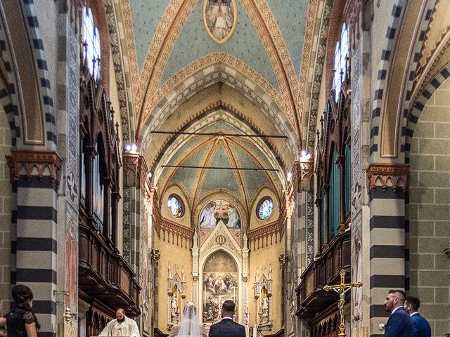 Il matrimonio di Federico e Marta a Orzinuovi, Brescia 37