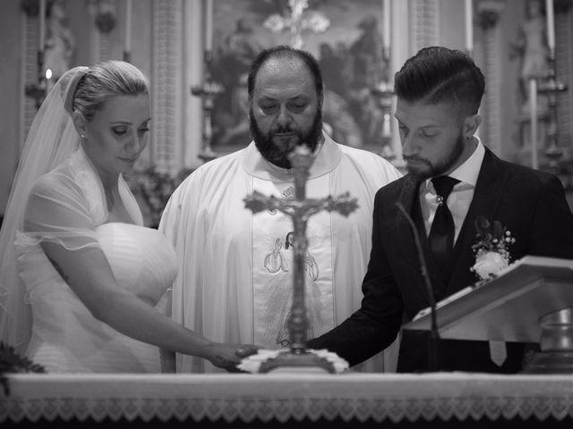 Il matrimonio di Federico e Marta a Orzinuovi, Brescia 39