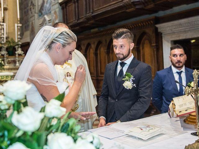 Il matrimonio di Federico e Marta a Orzinuovi, Brescia 41
