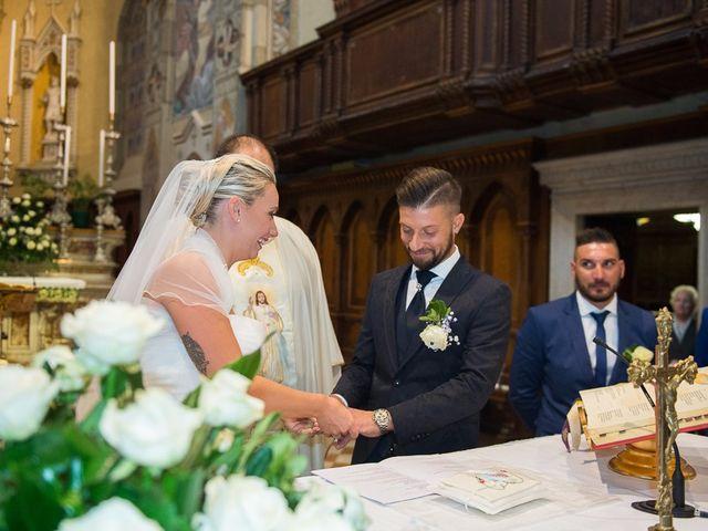 Il matrimonio di Federico e Marta a Orzinuovi, Brescia 42
