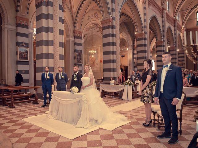 Il matrimonio di Federico e Marta a Orzinuovi, Brescia 45