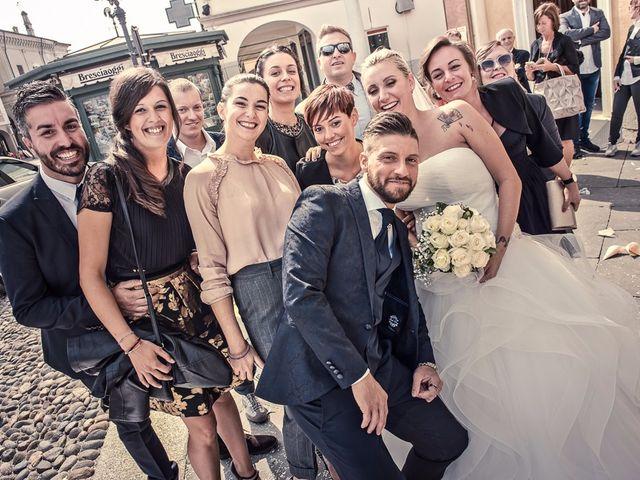 Il matrimonio di Federico e Marta a Orzinuovi, Brescia 64