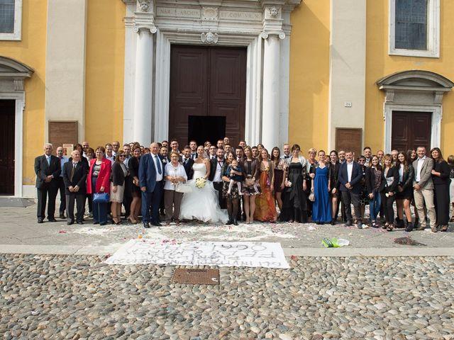 Il matrimonio di Federico e Marta a Orzinuovi, Brescia 65
