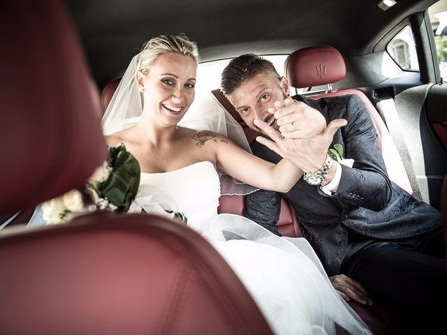 Il matrimonio di Federico e Marta a Orzinuovi, Brescia 67