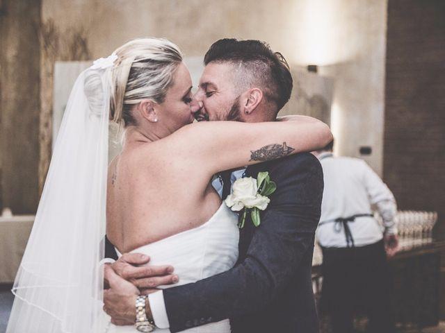 Il matrimonio di Federico e Marta a Orzinuovi, Brescia 94