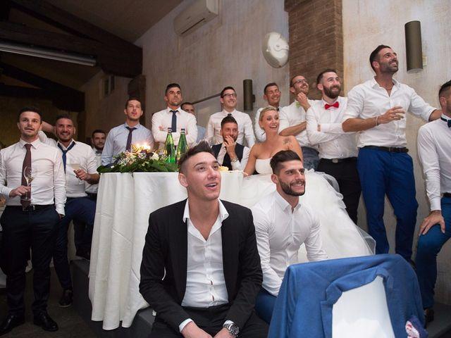 Il matrimonio di Federico e Marta a Orzinuovi, Brescia 100
