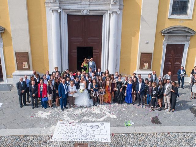 Il matrimonio di Federico e Marta a Orzinuovi, Brescia 104