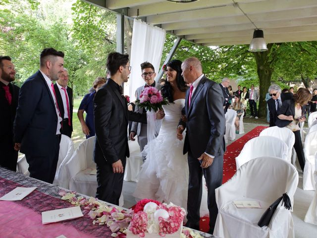 Il matrimonio di Andrea e Elisa a Bagnolo San Vito, Mantova 1